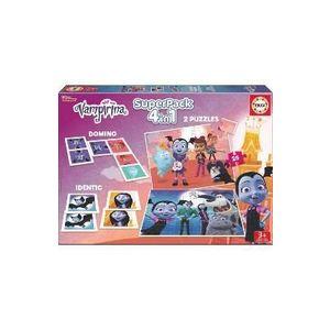 Puzzle Superpack 4 in 1. Vampirina imagine