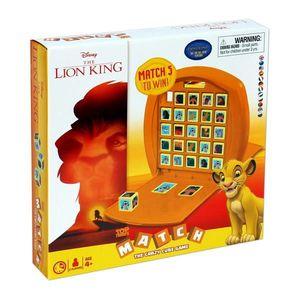 Top Trumps Match - Lion King (EN) imagine