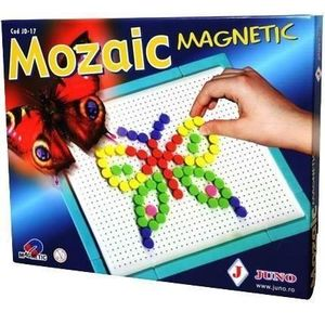 Joc mozaic magnetic imagine