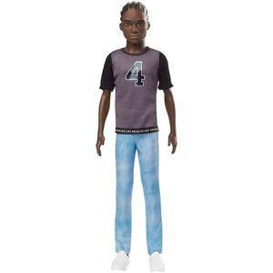 Papusa Barbie Fashionistas - Ken (GDV13) imagine