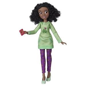 Papusa Disney Princess Comfy Squad, Tiana (E8403) imagine