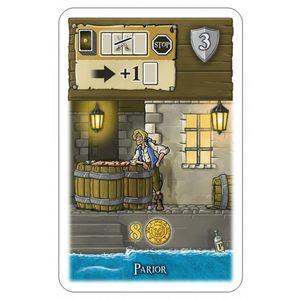 Port Royal - Extensie carte de joc Parior (RO) imagine