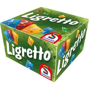 Joc Ligretto, verde imagine