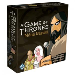 A Game of Thrones: Mana Regelui (RO) imagine