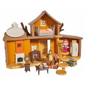 Set Masha Play - Big Bear House imagine