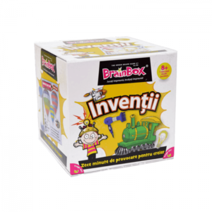BrainBox - Inventii (RO) imagine