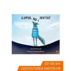 Lupul nu-i invitat imagine