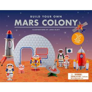 Build Your Own Mars Colony | Laurence King Publishing imagine
