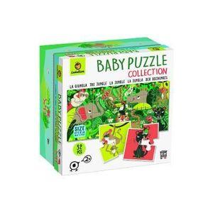 Baby puzzle: Jungla imagine