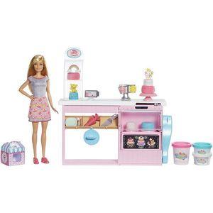 Set de joaca Barbie - Insula de cofetarie imagine