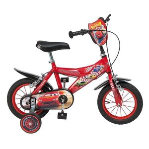 Bicicleta copii Cars 16 inch imagine