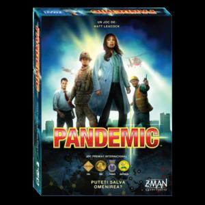Pandemic (RO) imagine