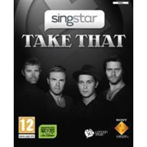 Singstar Take That Solus Nordic Ps2 imagine
