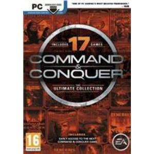 Command And Conquer Ultimate Collection Code In A Box Pc imagine