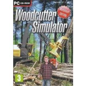Woodcutter Simulator Pc imagine