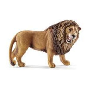 Figurina Schleich - Leu Care Rage - 14726 imagine