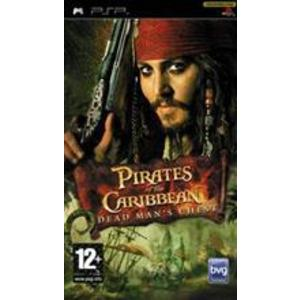 Pirates Of The Caribbean Dead Man's Chest Psp imagine