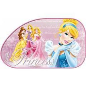 Set 2 Parasolare Auto Xl Princess Disney Eurasia 28212 imagine