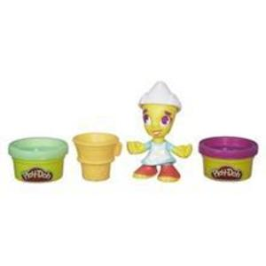 Jucarie Play-Doh Town Ice Cream Girl imagine