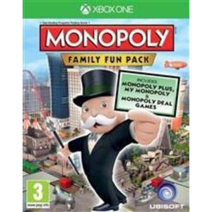 Monopoly Family Fun Pack Xbox One imagine