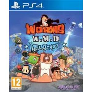 Worms W.M.D All Stars Ps4 imagine