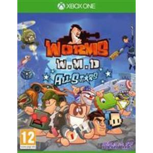 Worms W.M.D All Stars Xbox One imagine