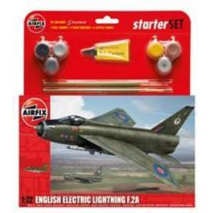 Airfix English Lightning F.2A imagine