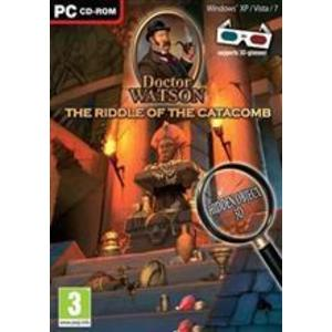 Doctor Watson Riddle Of The Catacomb Pc imagine