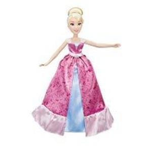 Papusa Hasbro Disney Princess Fashion Reveal Cinderella imagine