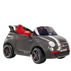 Masina Fiat 500 S Peg Perego imagine