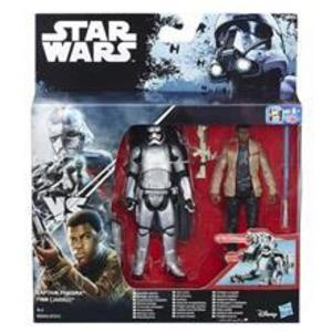 Set Hasbro Star Wars Rogue One Imperial Death Trooper + Rebel Commando Pao Set Of 2 Figures Deluxe (10 Cm) imagine