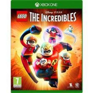 Lego The Incredibles Xbox One imagine