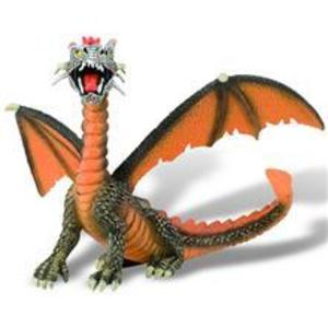 Dragon orange imagine