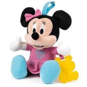 Jucarie De Plus As Baby Clementoni Disney Baby Minnie Early Learning Plush imagine