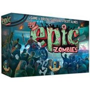 Board Game Tiny Epic Zombies imagine