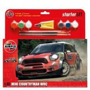 Kit Airfix 55304 Mini Countryman Wrc Scara 1: 32 imagine