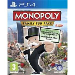 Monopoly Family Fun Pack Ps4 imagine