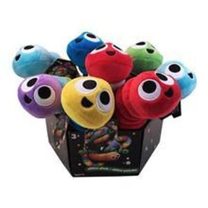 Jucarie Slither.Io Assorted Styles Bendable 8 Inch Plush Toy imagine