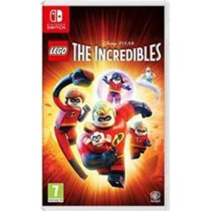 Lego The Incredibles Nintendo Switch imagine