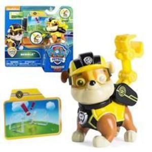 Jucarie Paw Patrol Mission Paw Puppy Rubble imagine