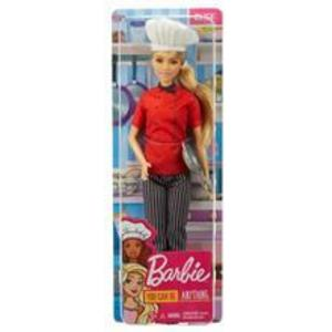 Jucarie Mattel Barbie You Can Be Anything Chef imagine