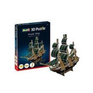 Revell Mini 3D Puzzle Corabia Piratilor imagine