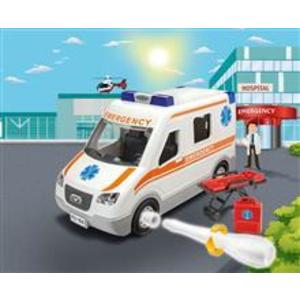 Masinuta Junior Kit Revell - Ambulanta - Rv0806 imagine