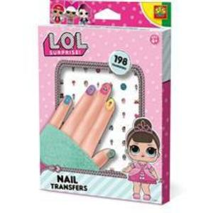 Ses L.O.L. Nail Transfers imagine
