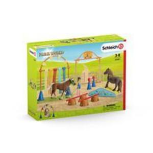 SCHLEICH Antrenament de agilitate imagine