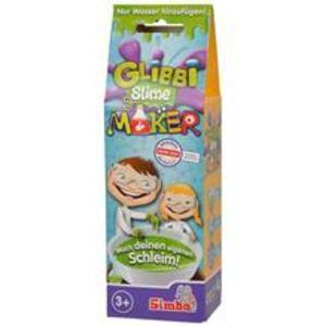 Slime Simba Glibbi Slime Maker 50 G Verde imagine