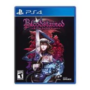 Bloodstained Ritual Of The Night Ps4 imagine