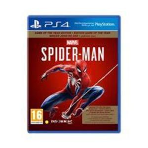 Marvels Spider Man Game Of The Year Ps4 imagine