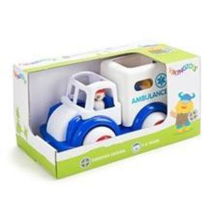 Ambulanta Cu 3 Figurine - Jumbo imagine