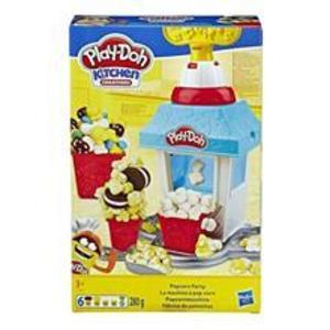 Jucarie Play Doh Popcorn Party imagine